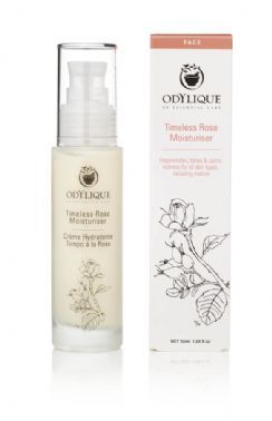 Essential Care Odylique Timeless Rose Moisturiser 50ml